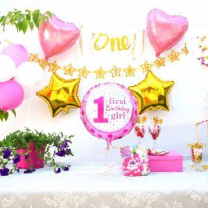 Verjaardag Versiering Meisje