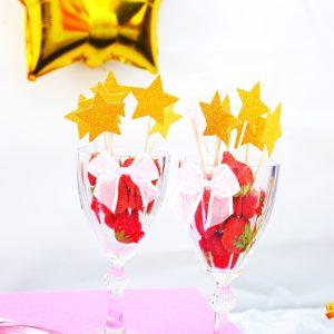 Gouden Verjaardag Versiering