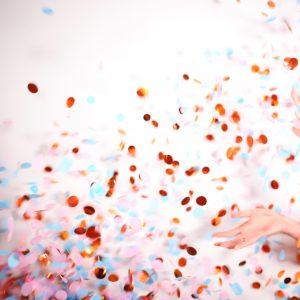 Confetti Ballon