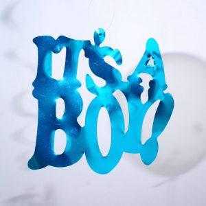 Babyshower Versiering It's a boy