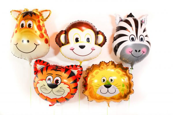 Jungle Ballonnen dieren
