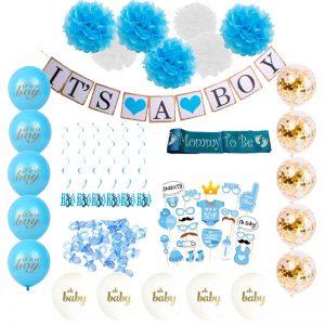 Babyshower Versiering Pakket