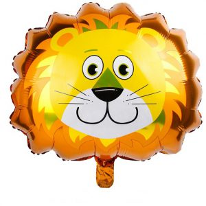 Jungle Ballon Leeuw