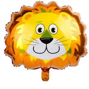 Jungle Ballon Leeuw