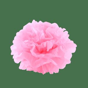 Roze versiering