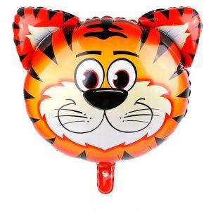 Jungle Ballon Tijger