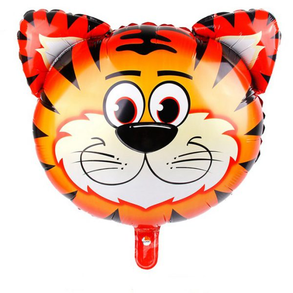 Jungle Ballon Tijger