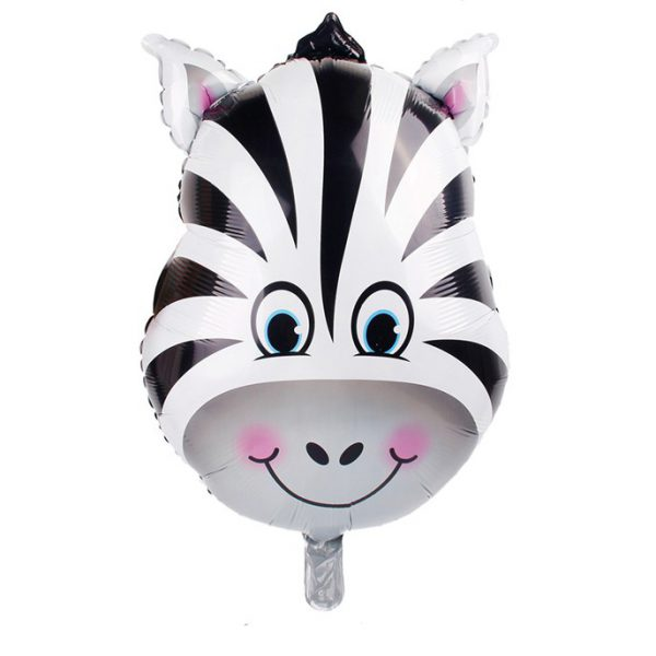 Jungle Ballon Zebra