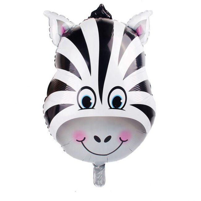 Jungle Ballon Zebra
