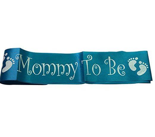 Sjerp zwanger blauw