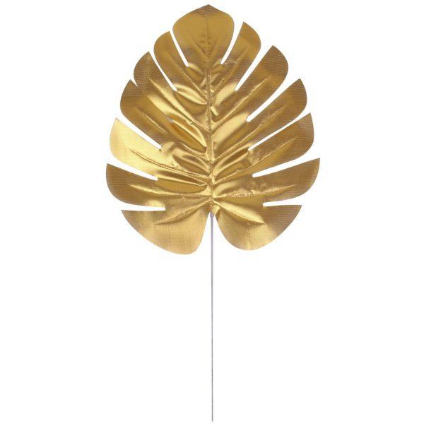 Gouden kunst bladeren Decoratie