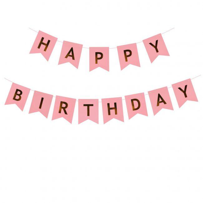Happy Birthday Slinger Roze