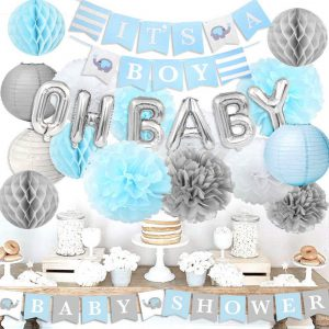 Babyshower en Geboorte Decoratie