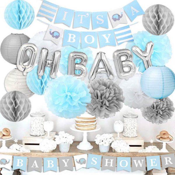 Babyshower en Geboorte Decoratie