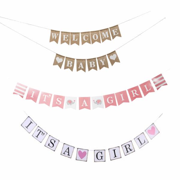 Geboorte Slingers meisje