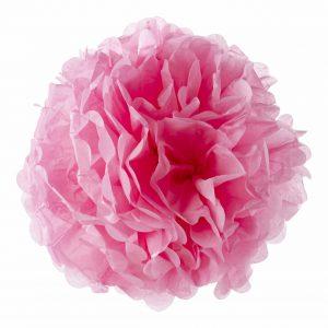 Roze Geboorte versiering