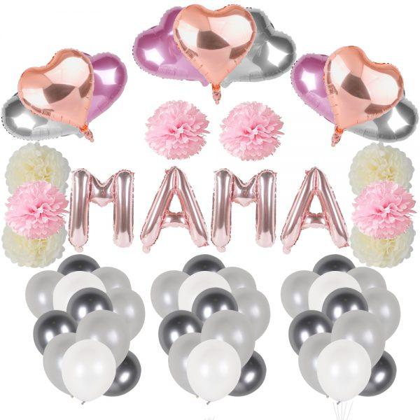 Babyshower versiering mama