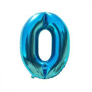 Cijfer 20 ballon
