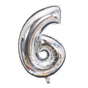 6 jaar ballon