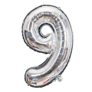 9 jaar ballon